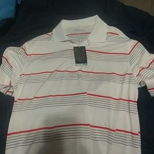 Nike. Dri-fit golf shirt